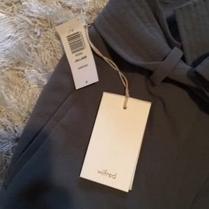 Aritzia Pants - Wilfred Jallade Pants Sagesse 6 New With Tags